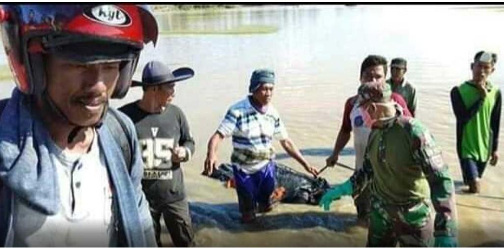 Korban Tenggelam di Sungai Mapilli Ditemukan, BPBD Polman: Ketiganya Tewas