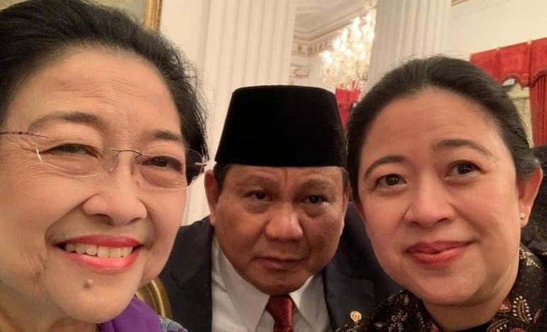 LSI: PDIP Beri Panggung Gerindra Jadi Partai Terbesar Jika Usung Prabowo Jadi Capres