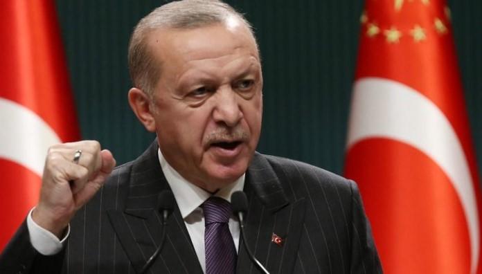 Langkah Erdogan Lindungi Rakyat Palestina dari Serangan Israel