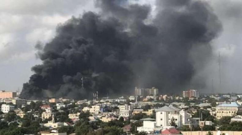 Ledakan Besar di Lebanon, Lebih dari 73 Orang Tewas