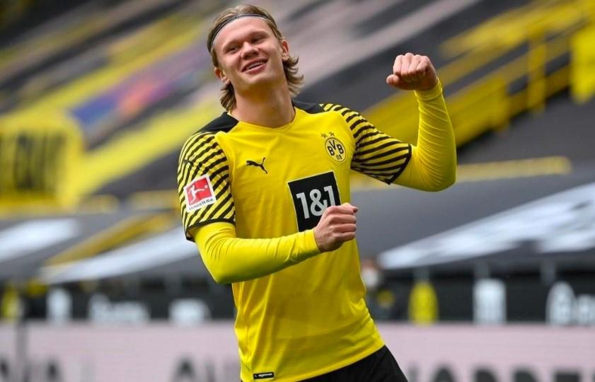 Liga Champions : Hadapi Juara Liga Turki, Dortmund Andalkan Ketajaman Erling Haland