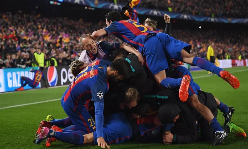 Liga Champions : Menanti Kembali Duel Spektakuler Barcelona vs PSG
