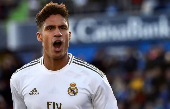 Liga Champions : Positif Covid-19, Varane Absen Kontra Liverpool