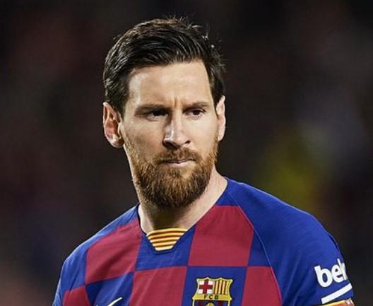 Lionel Messi Lampaui Rekor Pele