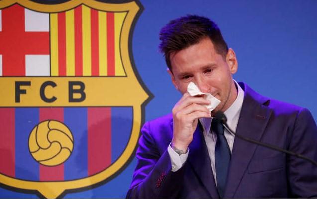 Lionel Messi Tak Pernah Bayangkan Berpisah dengan Barcelona