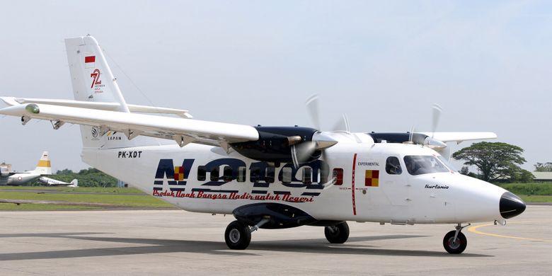 Lolos Sertifikasi Tipe, Pesawat N219 Nurtanio Siap Dipasarkan