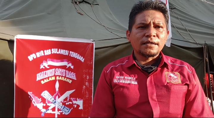 M1R SSB Sultra Siap Bersinergi  Wujudkan  Kamtibmas Yang Kondusif Di Sulawesi Tenggara