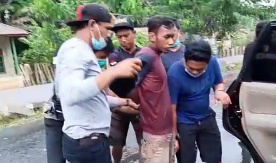 Mabuk, Pria di Konsel Memperkosa Lalu  Gorok  Leher Korbannya Hingga Tewas