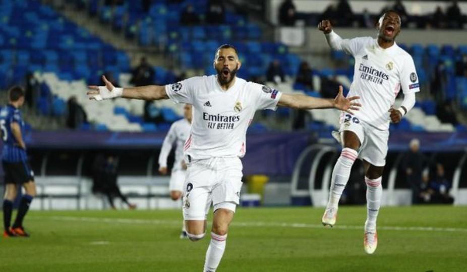 Madrid Lolos ke 8 Besar Liga Champions Usai Tekuk Atalanta dengan Skor Telak