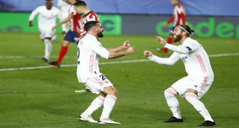 Madrid Menang atas Atletico, Zidane Puji Skuadnya