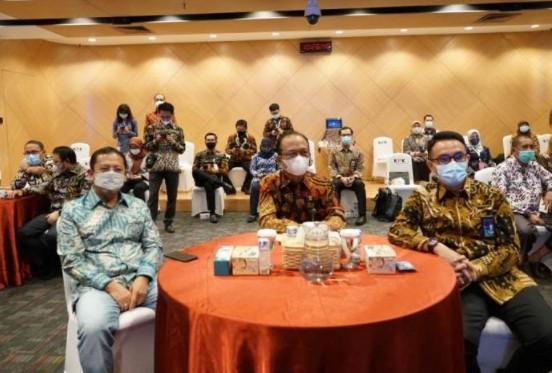 Makassar Dinobatkan Sebagai Salah Satu Kota Terbaik dalam Penerapan Pengendalian Korupsi di indonesia