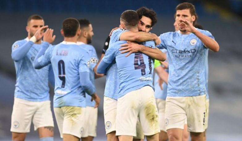 Manc City Menang Dramatis 2-1 Atas Dortmund, Gol Penentu di Menit 90