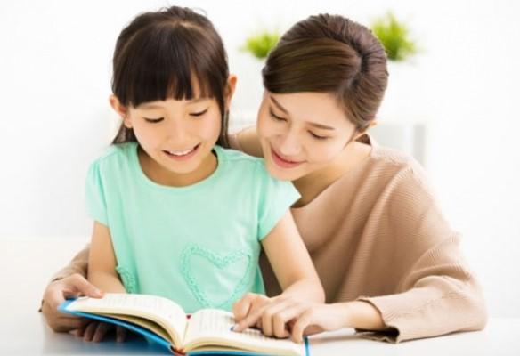 Manfaat Anak Membaca Bersama Orang Tua