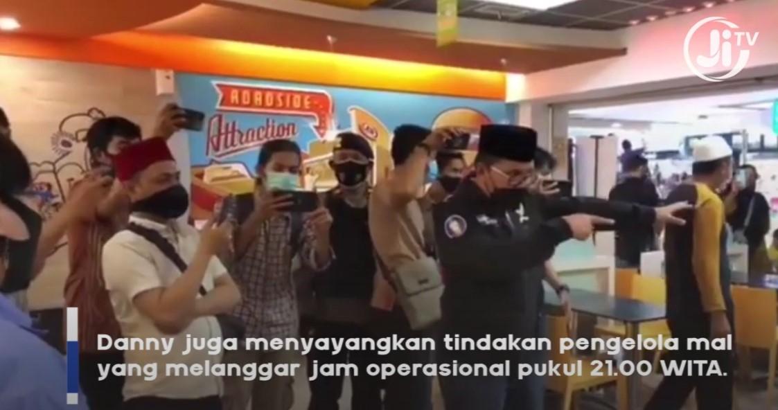 Manfaatkan Sisa Waktu Sebelum Pelarangan Mudik Berlaku, Masyarakat Padati Pusat Perbelanjaan di Makassar