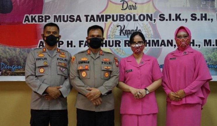 Mantan Kasat Lantas Polrestabes Kota Makassar Pimpin Polres Maros