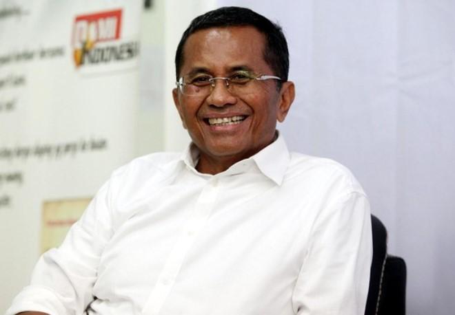 Mantan Menteri BUMN Dahlan Iskan Positif Terpapar Virus Covid-19