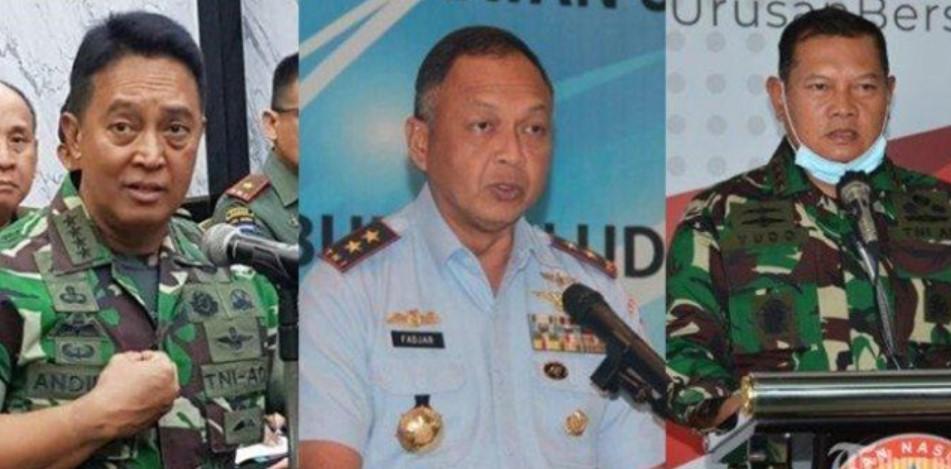 Manuver Dua Kasad Untuk Kursi Panglima TNI