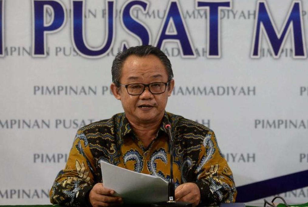 Masjid Ditutup Mal Dibuka, Prof Muti: Itu Argumen Politik