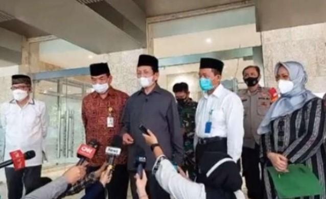 Masjid Istiqlal Batalkan Gelar Salat Id, Ini Alasannya