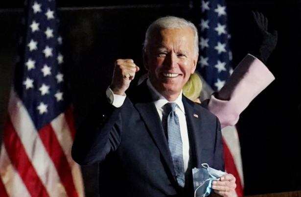 Menang di Nevada, Biden Lolos ke Gedung Putih