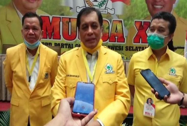Mencuat Rumor kalau Musda Golkar Sulawesi Selatan akan Diulang, Ini Penjelasan NH