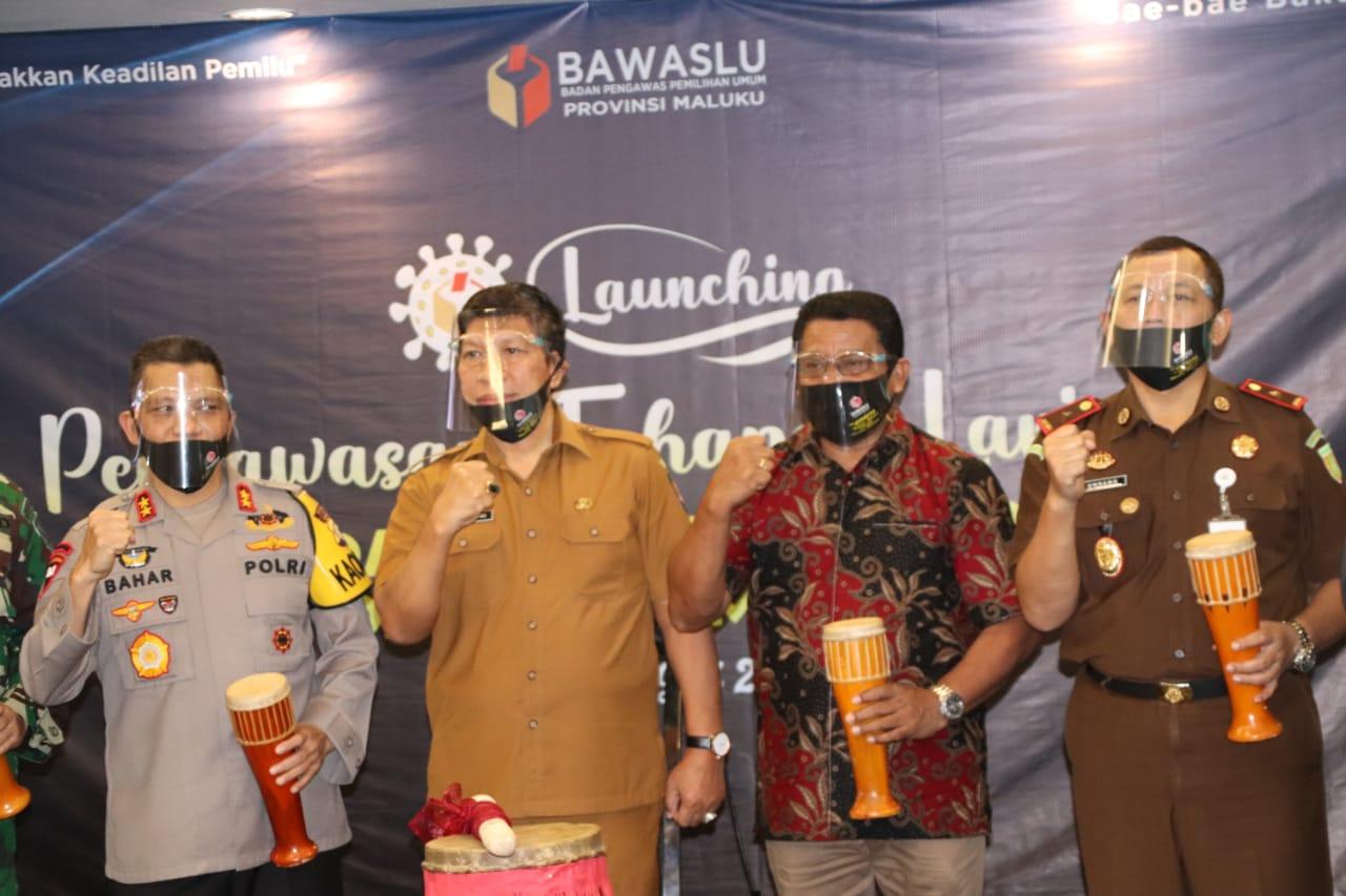 Mendagri Ikuti Rakor Sinergitas Kesiapan Pilkada di Maluku