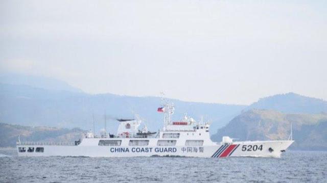 Mengenal Kapal China yang Terobos Laut Natuna