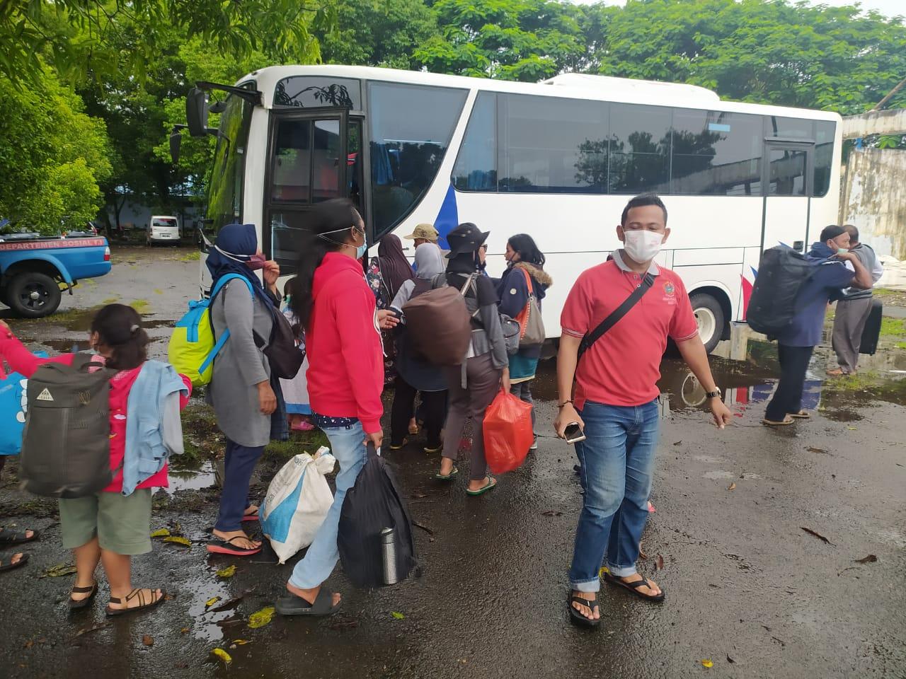 Mengungsi ke Makassar, Harus Rapid Tes Antigen