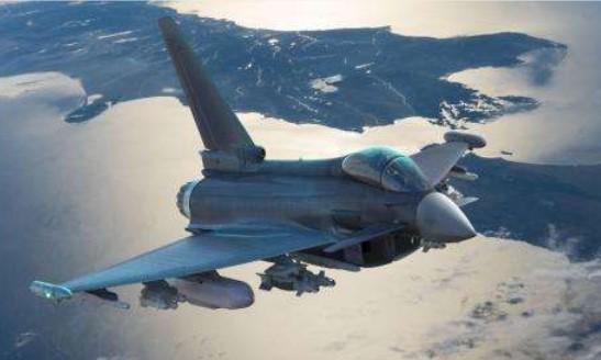 Menhan Prabowo Ingin Membeli 15 Unit Pesawat Tempur Eurofighter Thypooon Aircraft dari Australia