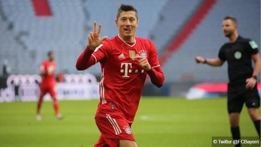 Meski Bermain dengan 10 Pemain, Muenchen Sukses Lumat Stuttgart 4-0