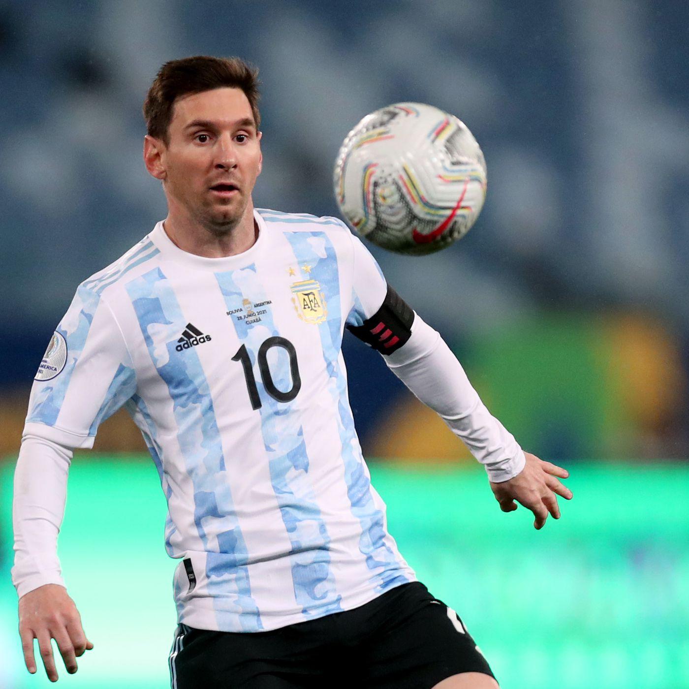Messi Antar Argentina ke Semi Final Copa Amerika Usai Lumat Ekuador 3-0