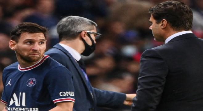 Messi Kecewa Usai Ditarik ke Luar Lapangan, Thierry Henry Bilang Begini