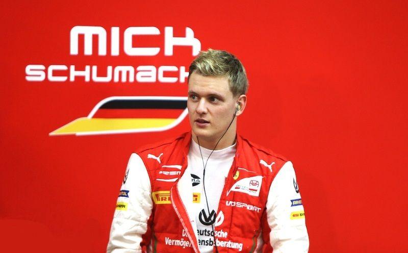 Mick Schumacher Kunci Gelar Juara Dunia F2 2020