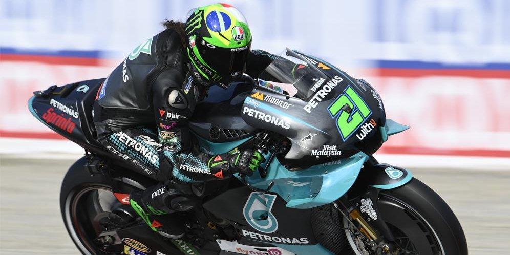 MotoGP 2021 Morbidelli Putuskan Tetap Menggunakan YZR-M1 Versi Lama