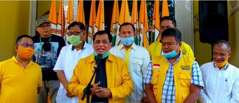 Musda Golkar X Pindah Ke Jakarta, Kubu Mana yang Diuntungkan?