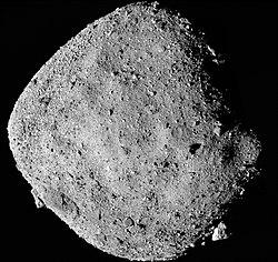 NASA Ungkap Waktu Asteroid Bennu Akan Tabrak Bumi