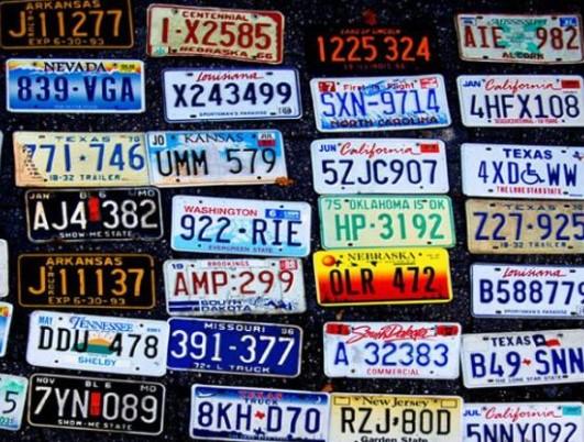 Nekat Modifikasi Pelat Nomor Kendaraan, Siap-siap Dipidana