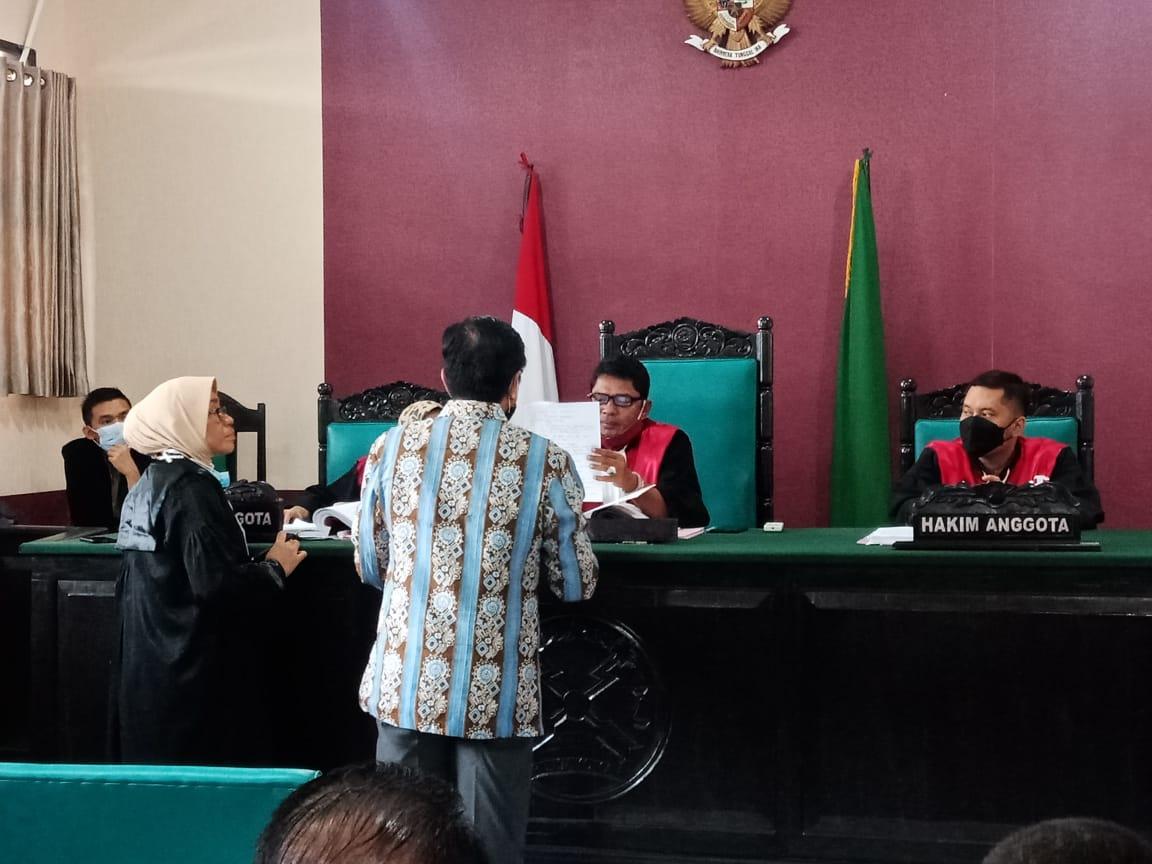 Nur Alam Ungkap Keterlibatan Pandam XIV Hasanuddin  Dalam Akuisisi PT TMS