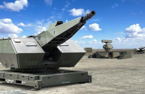 Oerlikon Skyshield, Alutsista Canggih yang Mampu Tangkal Serangan Udara