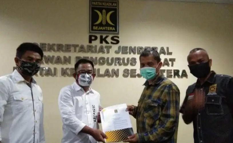 PKS Resmi Usung Paslon Andi Utta-Edy Manaf di Pilkada Bulukumba