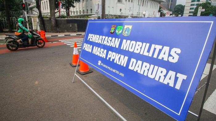 PPKM Jawa-Bali Diperpanjang Hingga 23 Agustus, Penyesuaian Baru Dibelakukan
