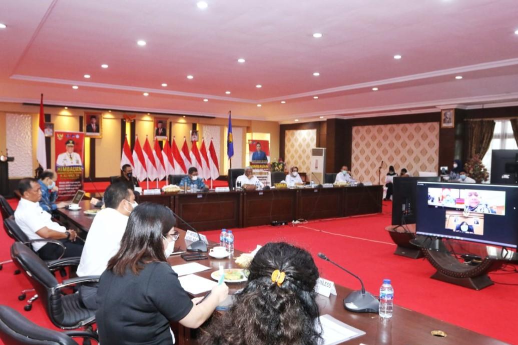 PT VDNI dan Pemerintah Gelar Rakor Persiapan  Pembangunan Politeknik Industri