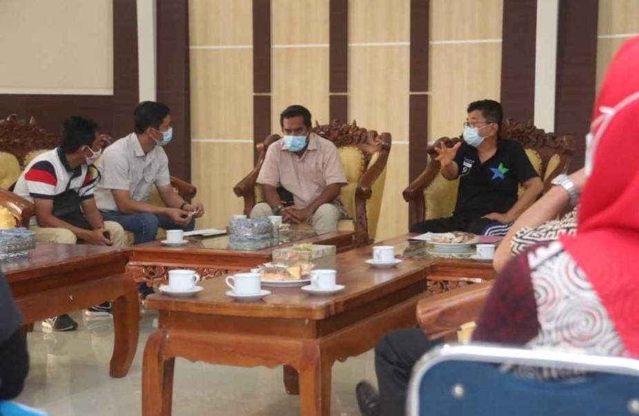 Palopo Kembali Zona Merah, Wali Kota Kumpul Kepala Puskesmas