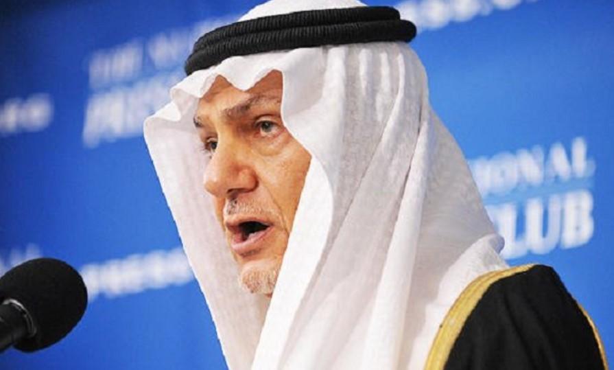 Pangeran Turki  Al-Faisal Sebut Israel Penjajah Barat yang Terakhir di Timur Tengah