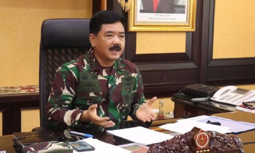 Panglima TNI Copot 2 Perwira Terkait Insiden Merauke