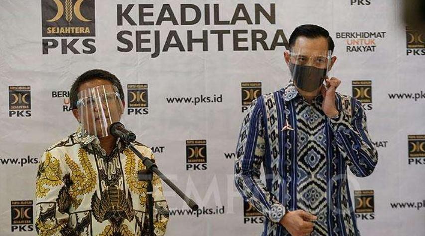 Partai Demokrat Dukung Appi-ARB di Pilwalkot Makassar