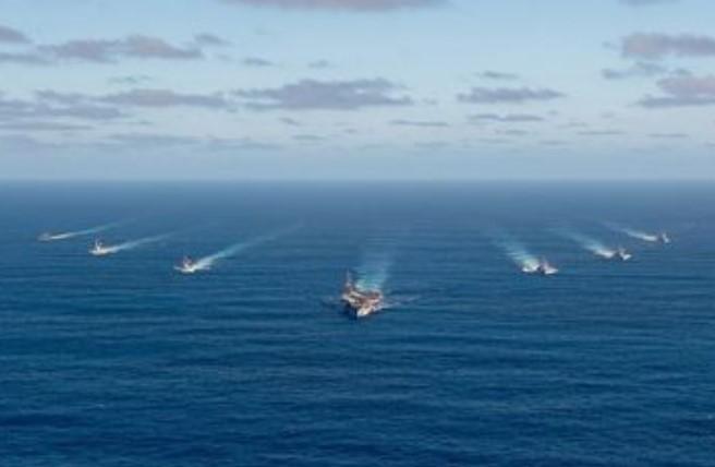 Pasifik Memanas, Rusia-China Kepung Kapal Amerika
