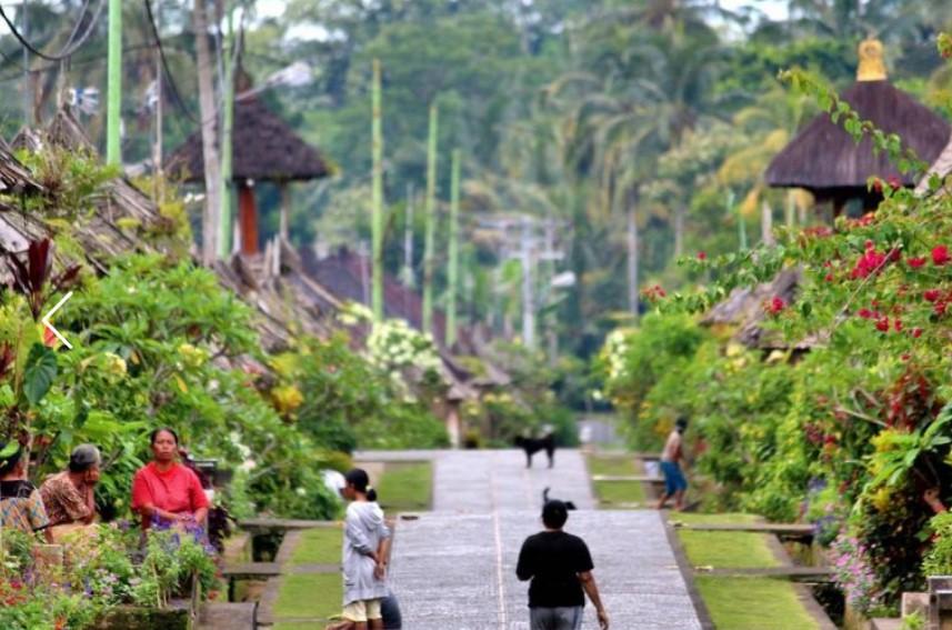 Patut Bangga, Satu dari Tiga Desa Terbersih di Dunia Ada di indonesia