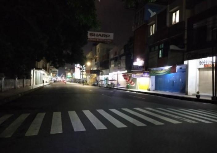 Pelaku UMKM Protes terkait Perpanjangan Pemberlakuan Jam Malam di Makassar