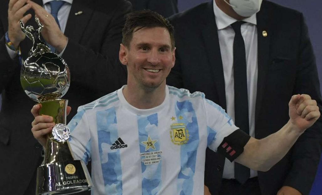 Pelatih Argentina Ungkap Messi Bermain dalam Keadaan Cedera saat Kalahkan Brasil